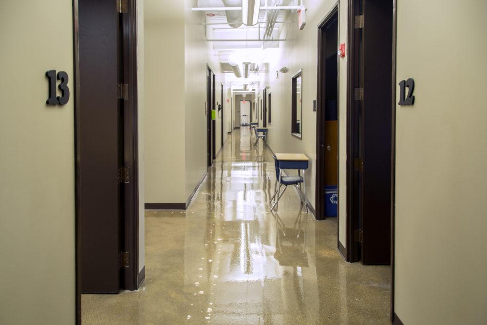 NewHope Hallway