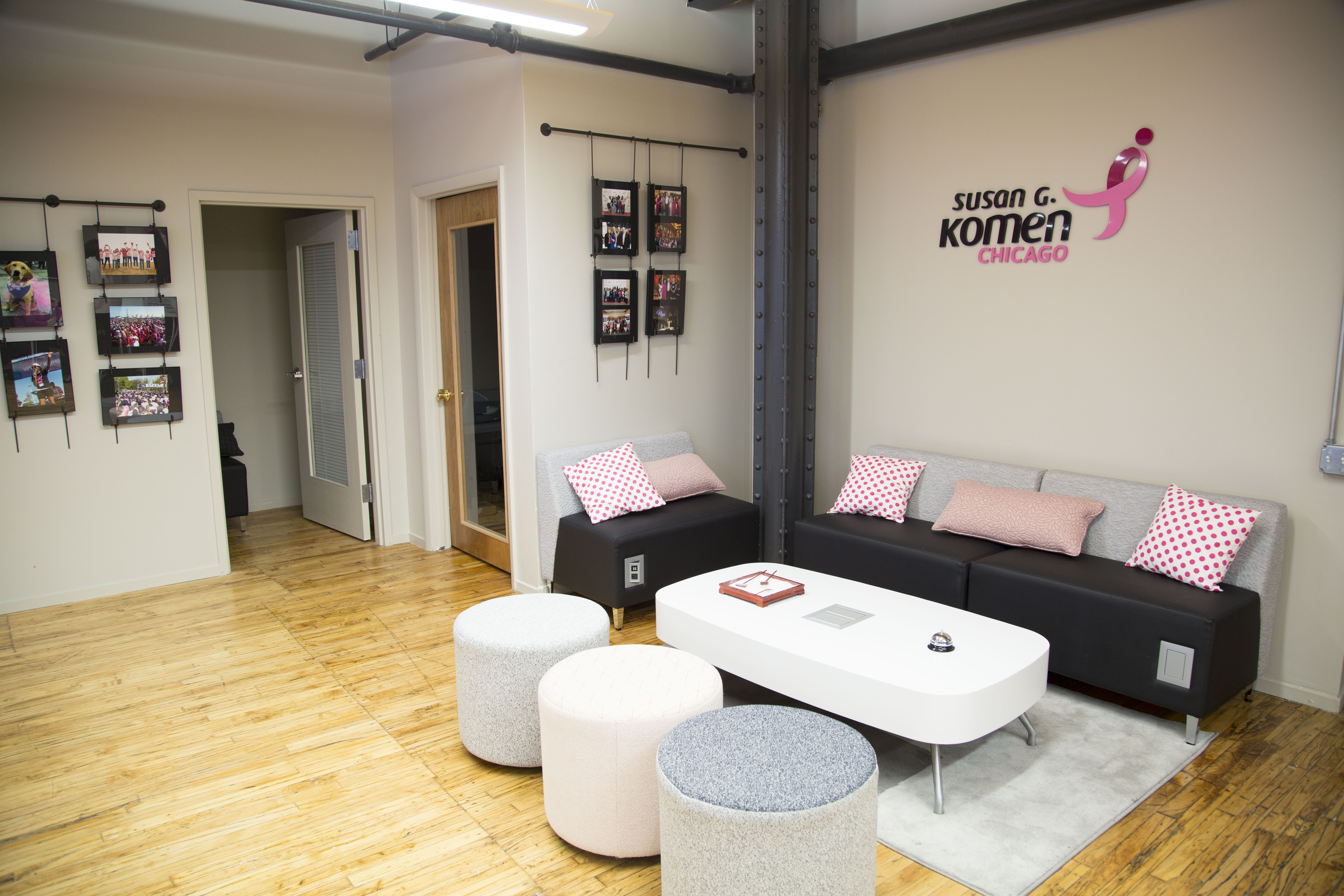 ... To $90k In New Furniture At A Very Low Cost. The Savings Achieved For  Komen Chicago Translate Into 1,055 Mammograms For Chicagoland Women Who  Otherwise ...
